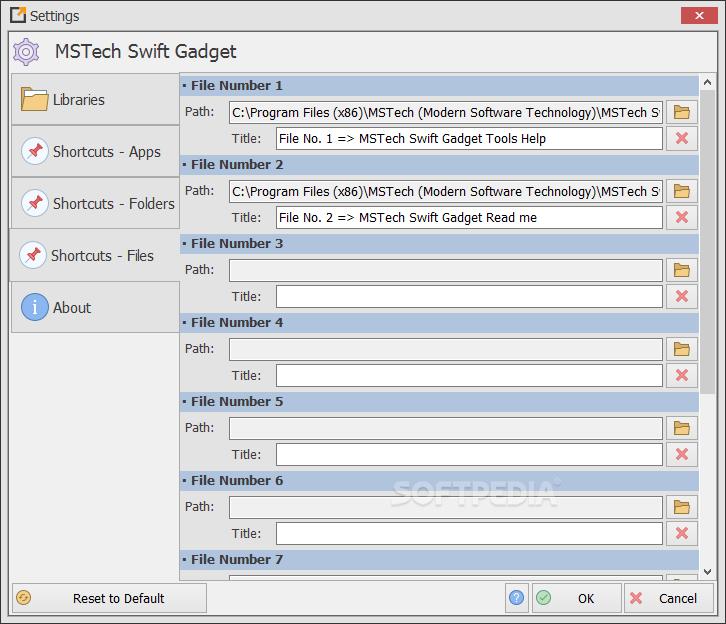 Download MSTech Swift Gadget 2 2 4 349