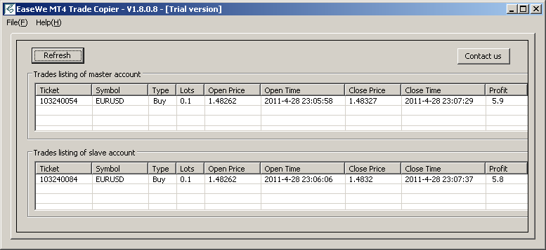 Forex trade copier software free download