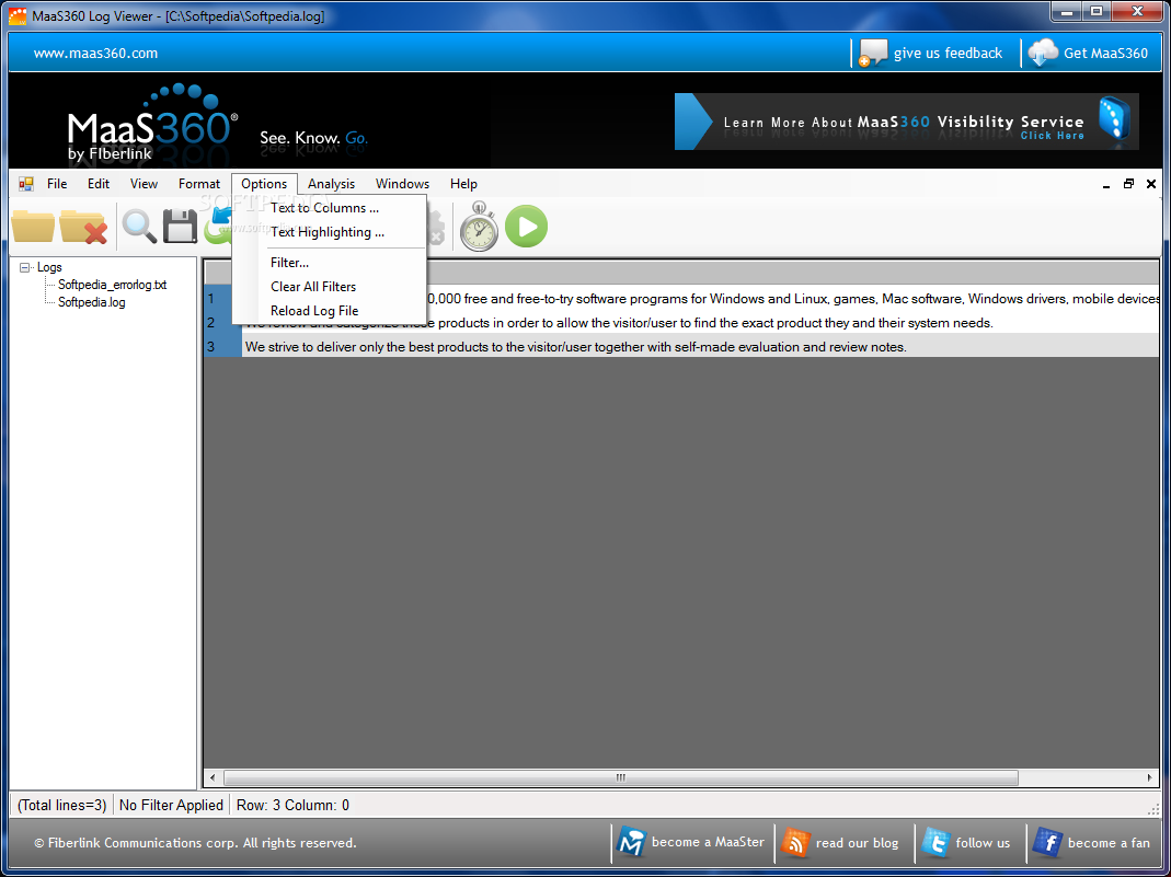 Download MaaS360 Log Viewer 1 1 0 0