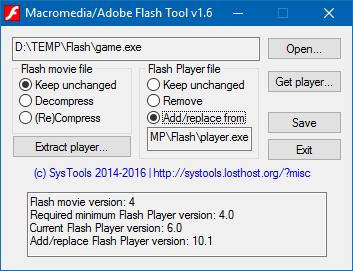adobe flash player 17 offline installer free download