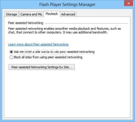 برنامج Adobe Flash Player افضل