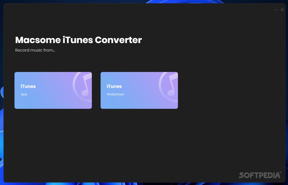 Download Macsome iTunes Converter 3 0 7