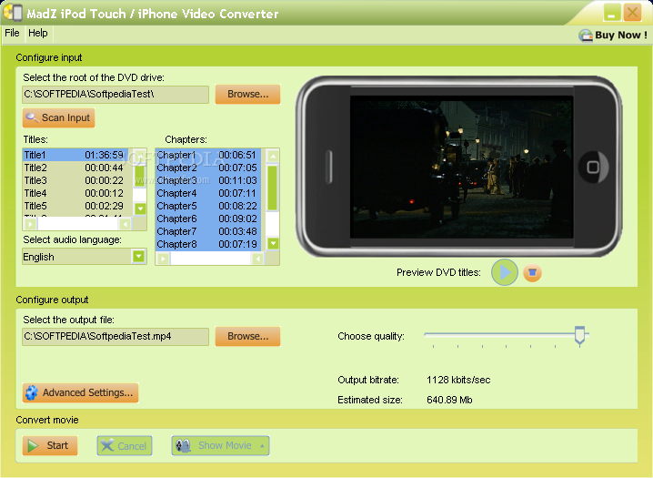 Free Plato Video To Audio Converter download