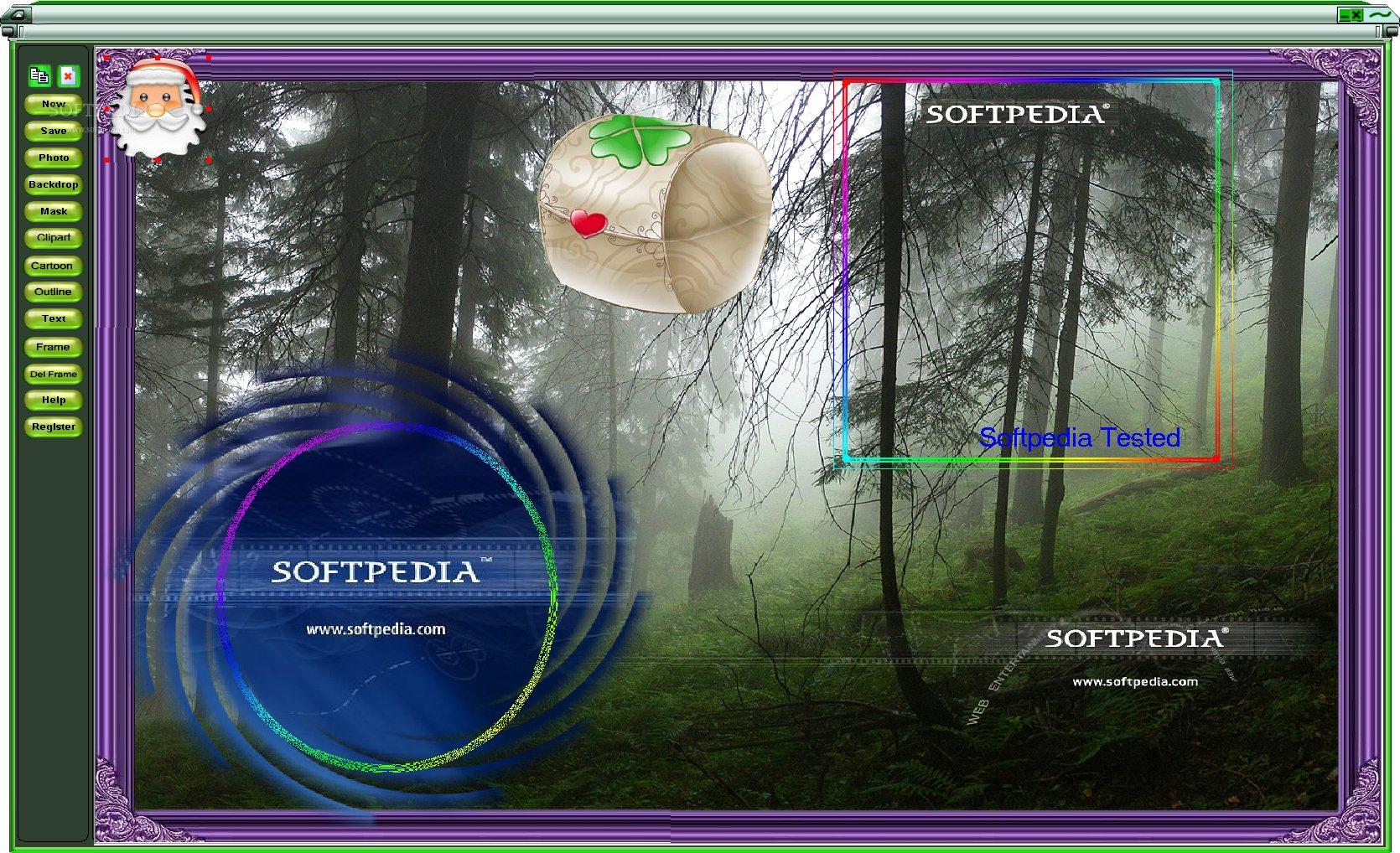 Photos background editor software free download