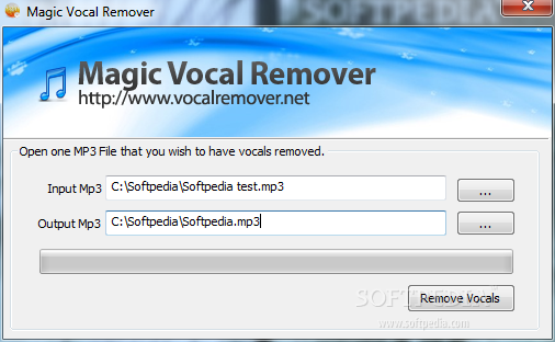 Vocal Remover Pro 1.0 Serial Key