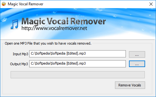Download magic vocal remover full free