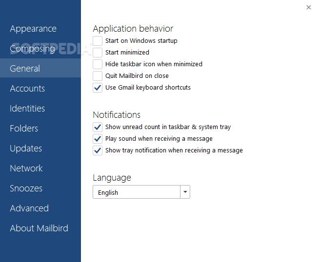 Download Mailbird 2 6 4 0