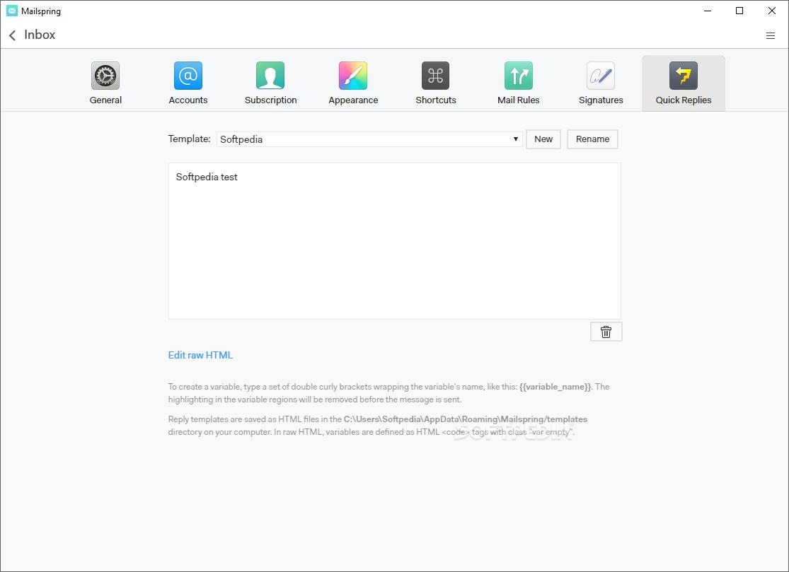 Download Mailspring 1 6 3