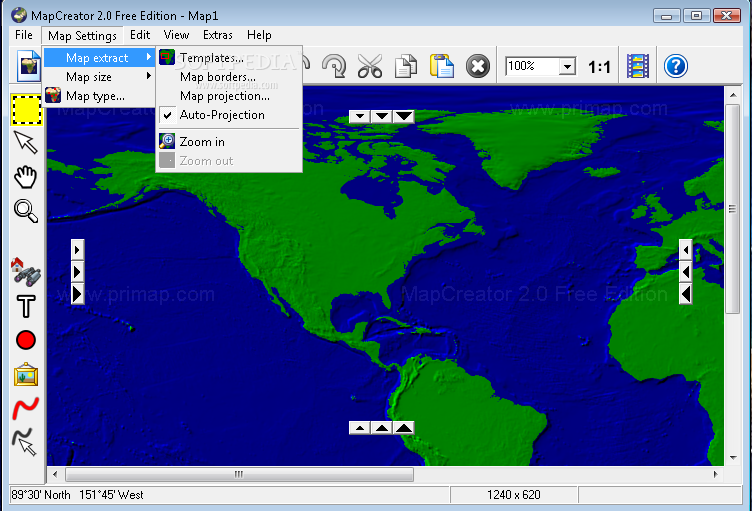 Map Software for Windows  Free downloads and reviews