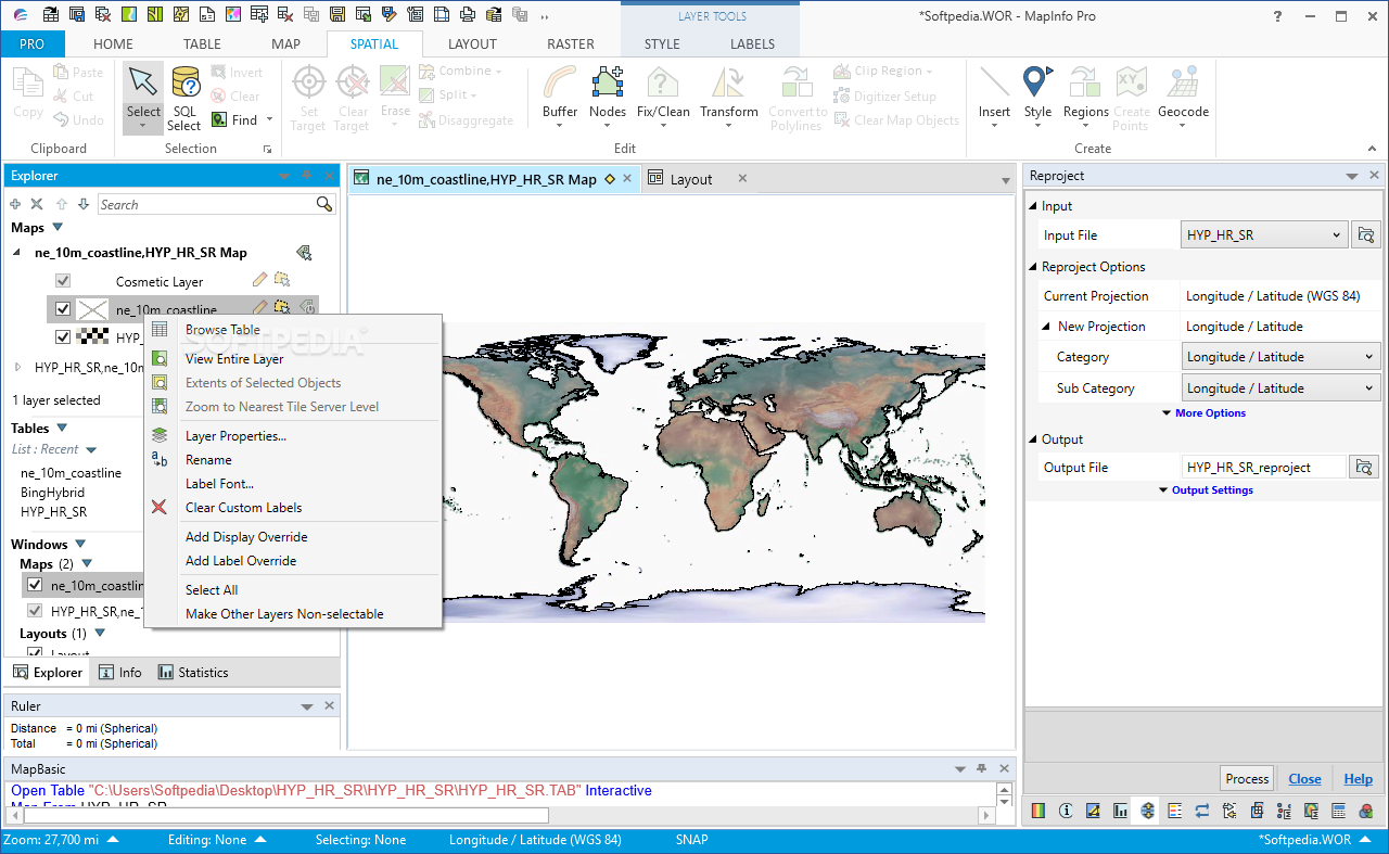 Download mapinfo professional 1700 build 0071 gumiabroncs Images