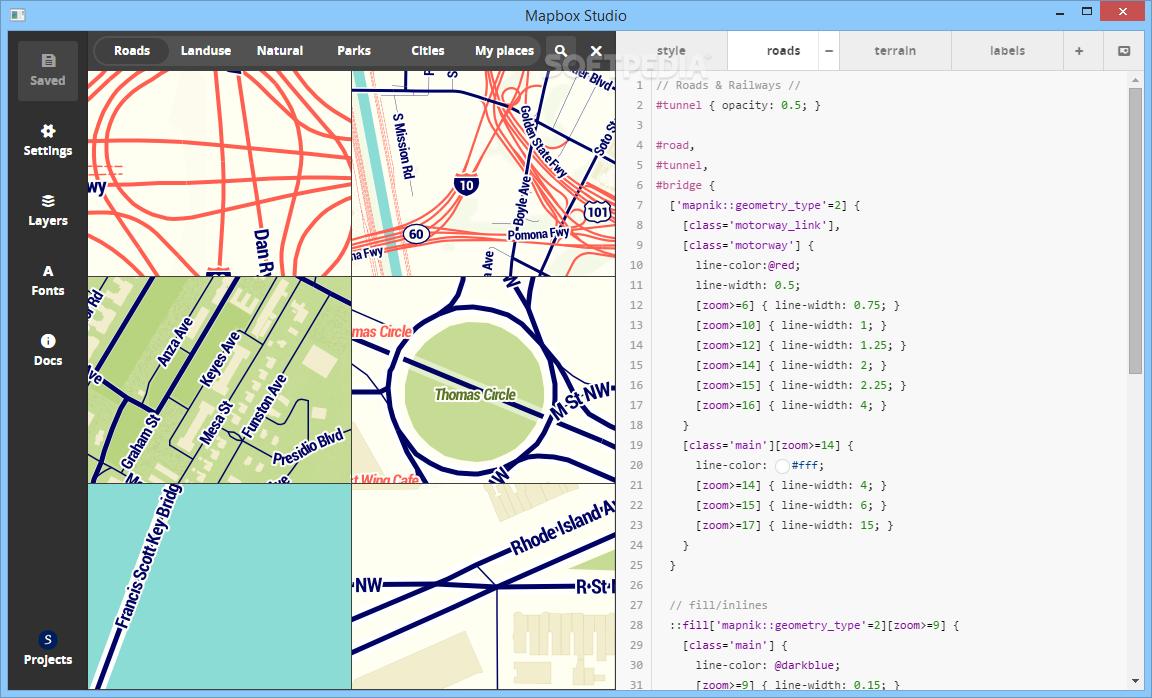Download Mapbox Studio 0 3 8