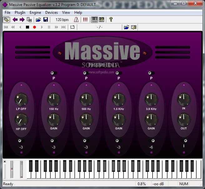 Download Massive Passive EQ 1 2