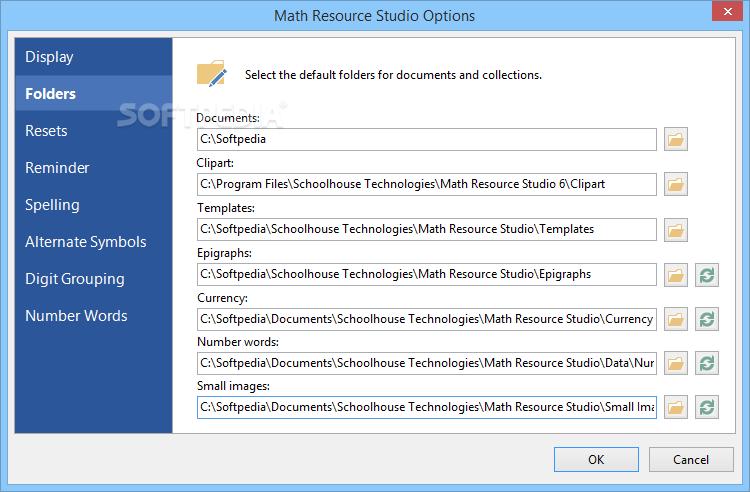 Download Math Resource Studio 6.1.8.8