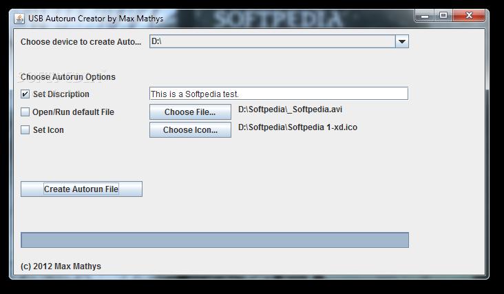 Download USB Autorun Creator 1