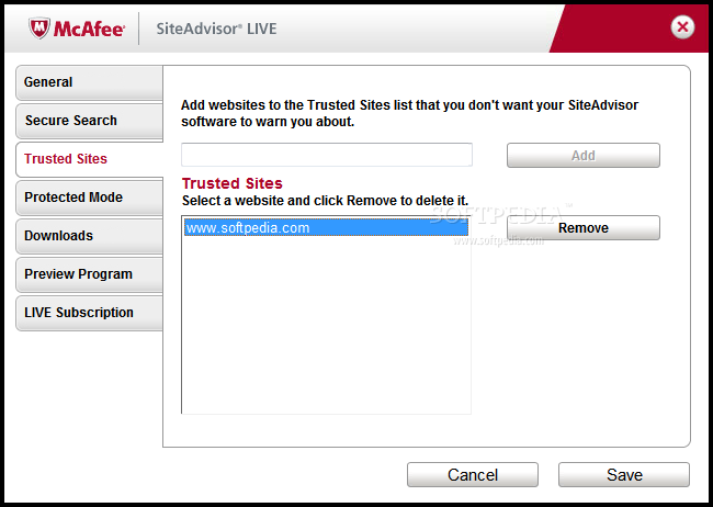 Mcafee Siteadvisor Free Download For Internet Explorer ...