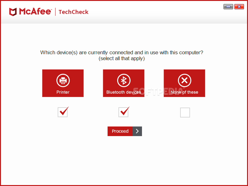 Apr 18,  · McAfee TechCheck provides a way to identify problems with your computer and initiate a conversation with a tech support specialist via the paid McAfee TechMaster service/5(18).