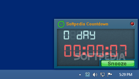 Online countdown to date in Perth