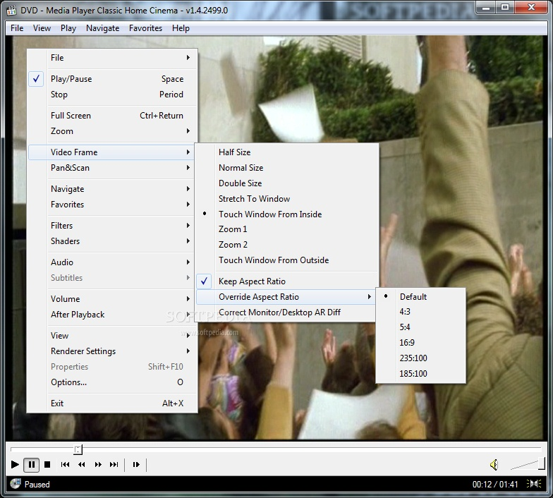 MEDIA PLAYER CLASSIC HOME CINEMA 1.6.4.5940 FINAL