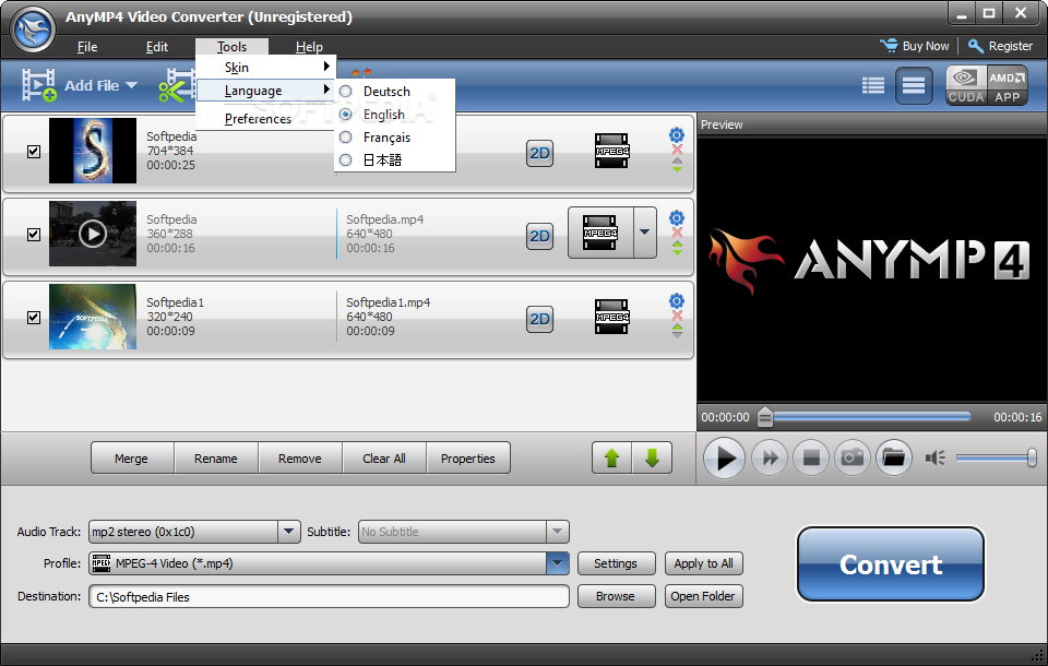 how to change video format from wlmp to avi