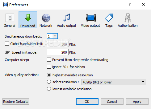 MediaHuman YouTube Downloader 3.9.8.25 (0606) + Patch utorrent