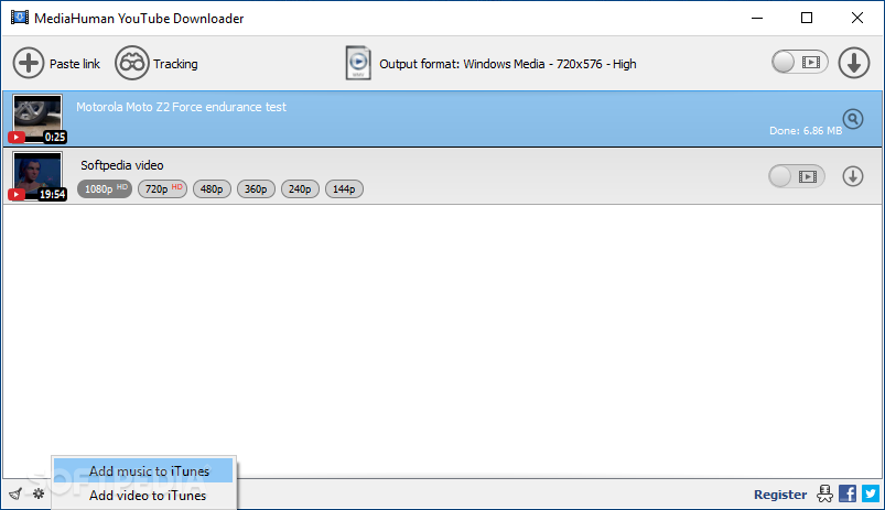 MediaHuman YouTube Downloader 3.9.8.25 (0506) + Patch free download