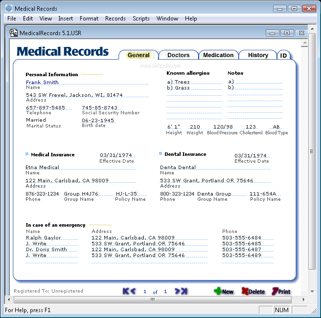 Download Medical Records 51