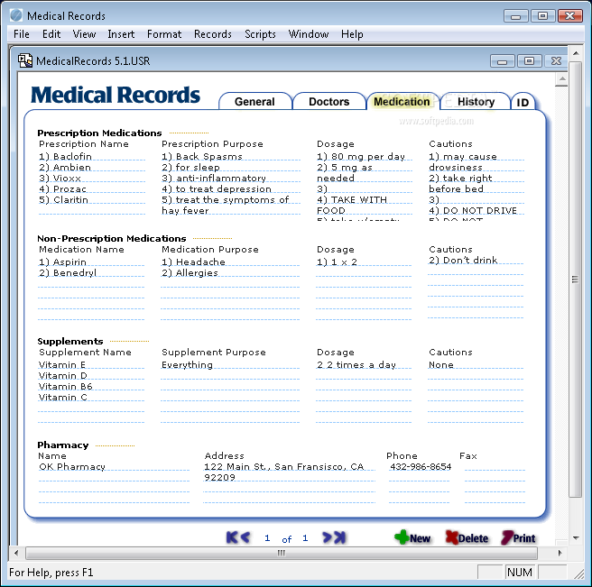 download medical records 5 1