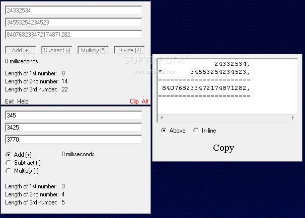 Download Mega Calculator 0 07