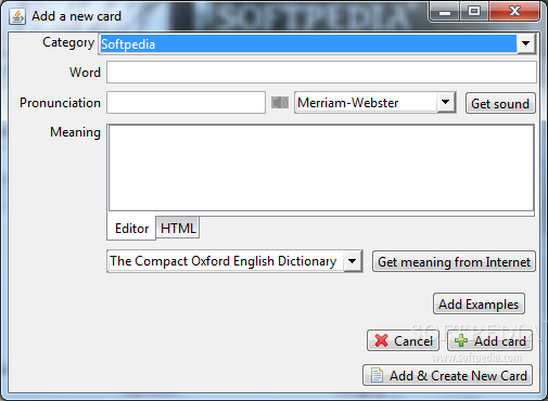 Download Memorize Words Flashcard System 2 1 1 0