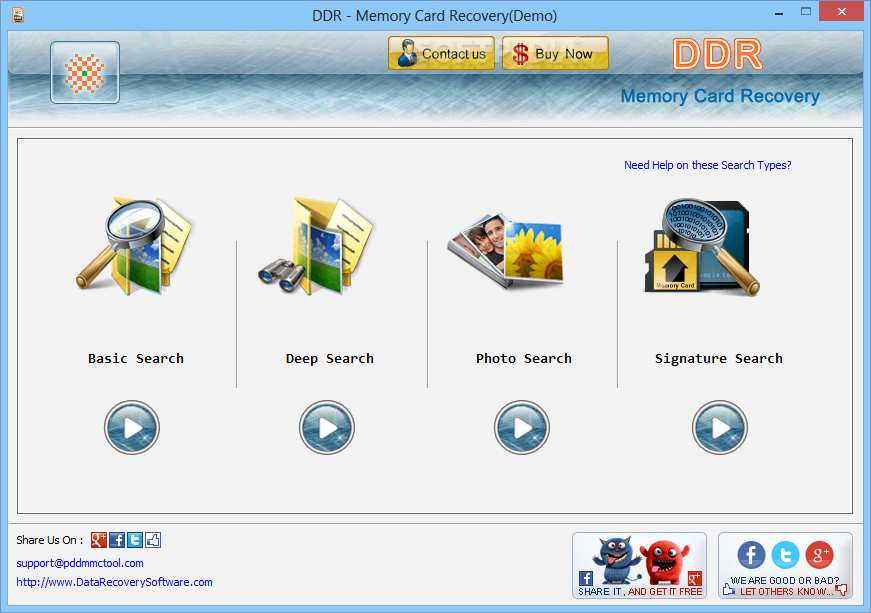 ddr recovery software free download full version