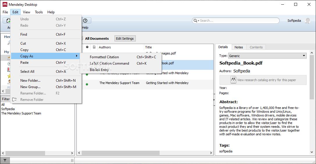 download mendeley for windows xp