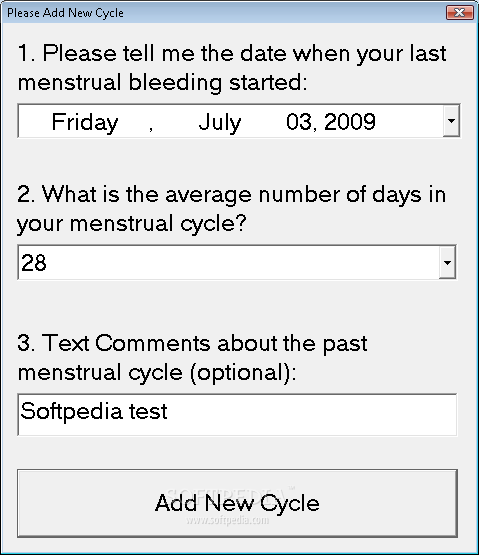 Download Menstrual Cycle Calendar and Due-Date Calculator 4.3