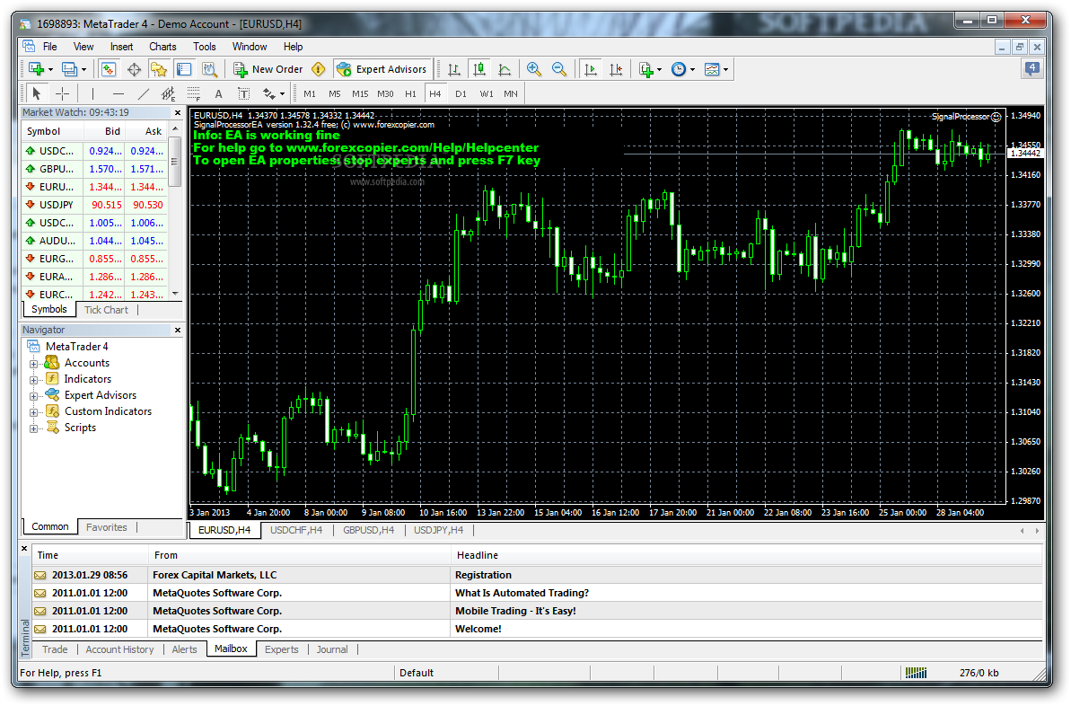Free forex copy software