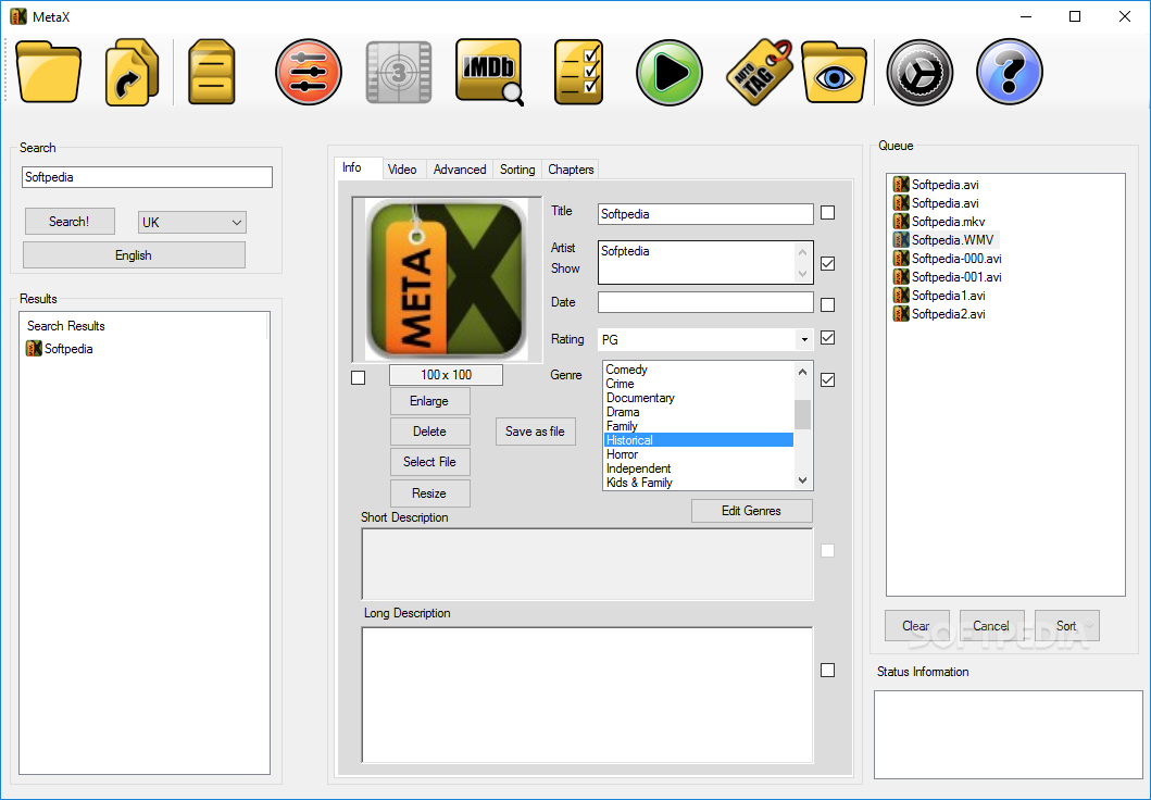Download MetaX 2.68