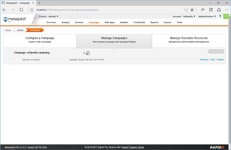 Download Metasploit Pro 4 16 0