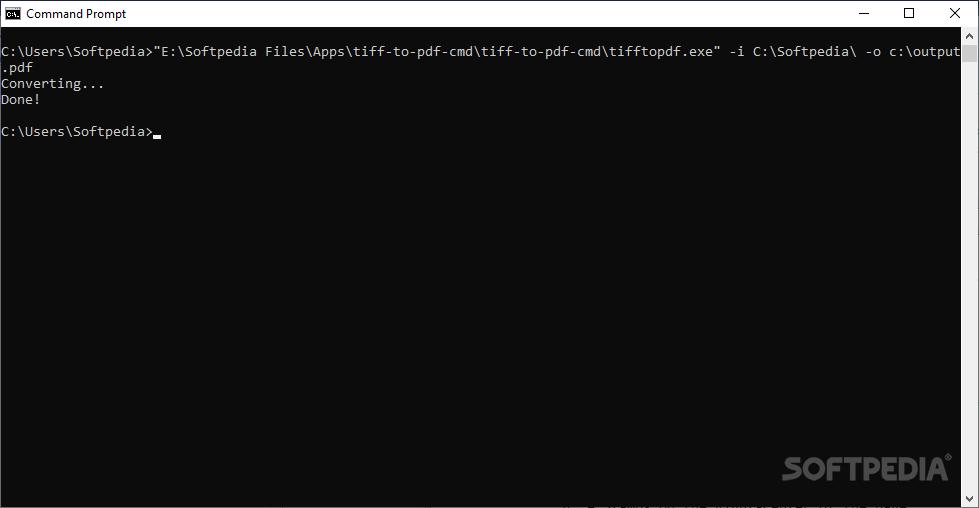 Download Mgosoft TIFF To PDF Command Line 8 6 2