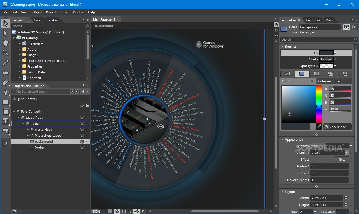 Download microsoft expression studio ultimate 4. 0. 20525. 0.