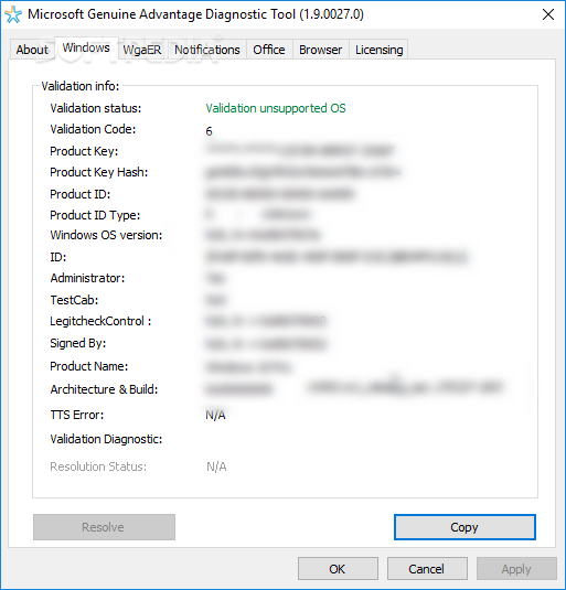 Download microsoft genuine advantage diagnostic tool majorgeeks.