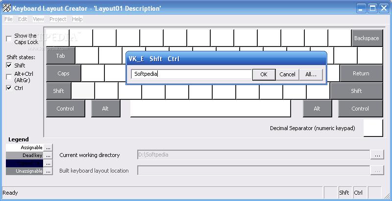 Download Microsoft Keyboard Layout Creator 1 4