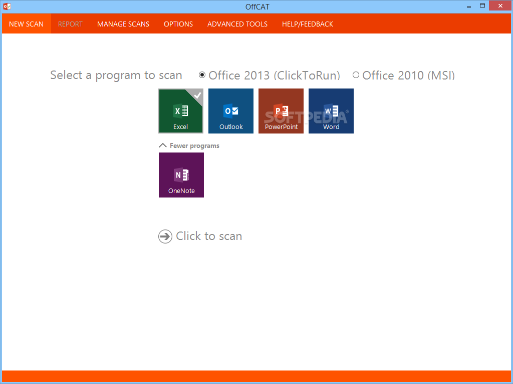 Download Microsoft Office Configuration Analyzer Tool