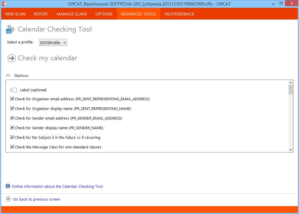 Download Microsoft Office Configuration Analyzer Tool