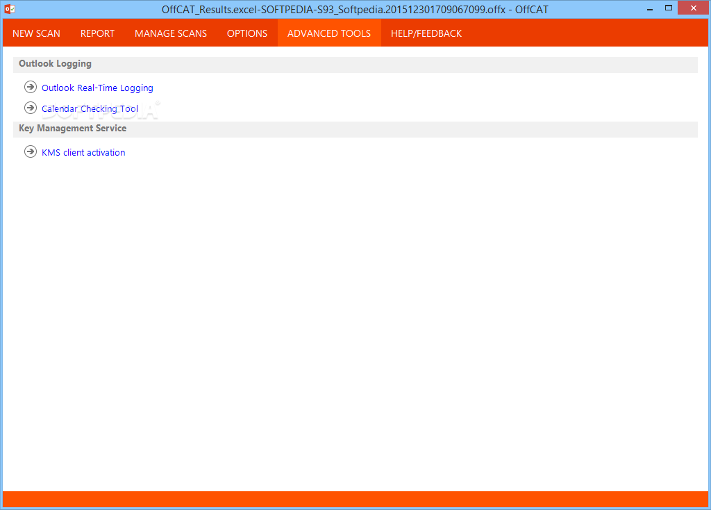 offcat tool download for windows 10