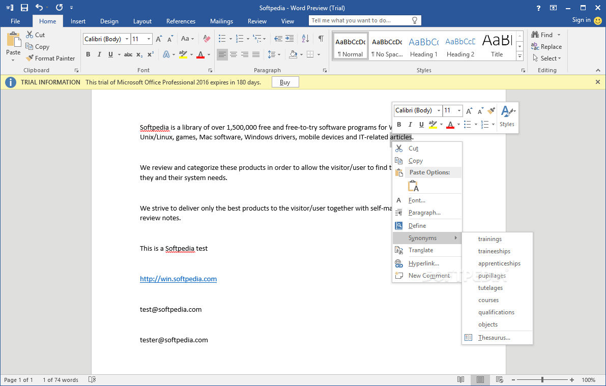 microsoft office 2010 download free trial 60 days