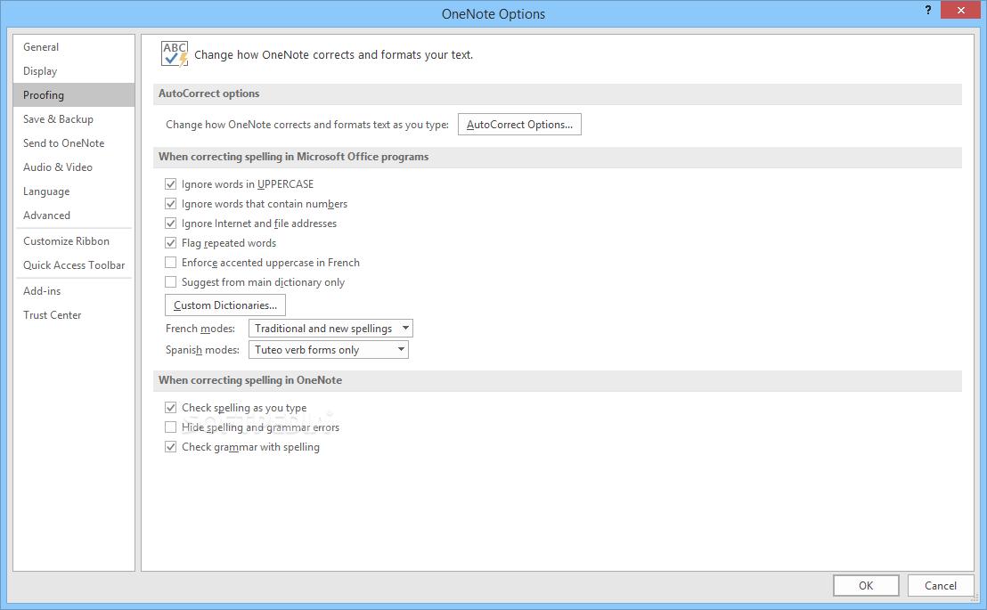 Download Microsoft OneNote 16001 Build 11727 20076 0 / 1902