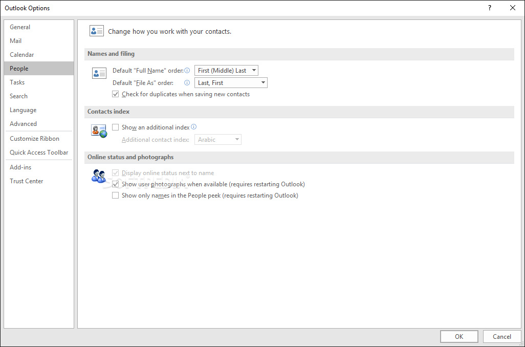 how to take a screenshot in outlook 2016