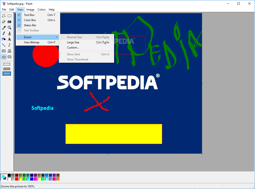 free download paintbrush software for windows xp
