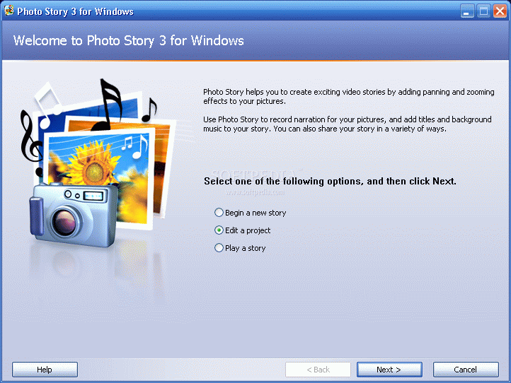 ms photo story download