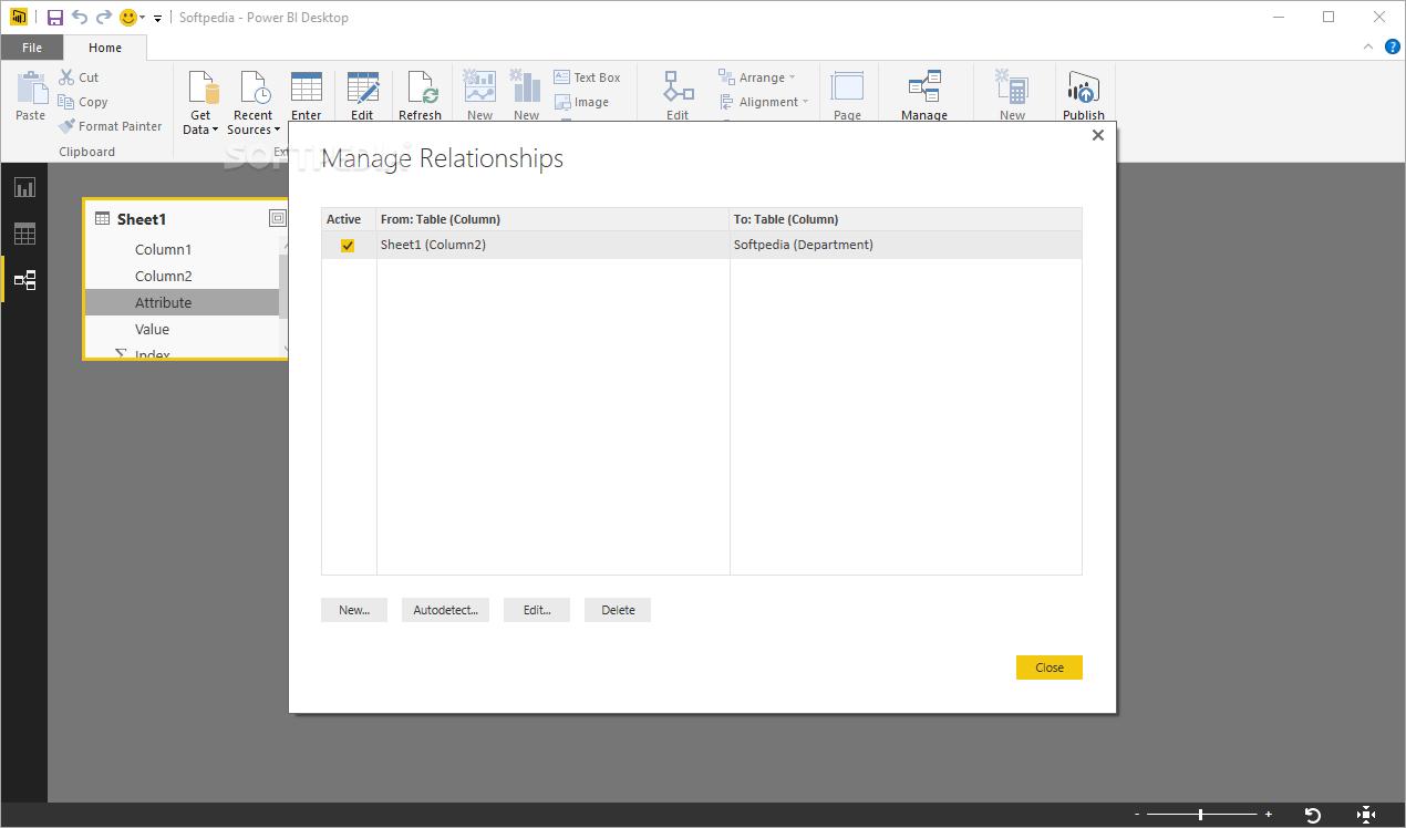 Download Microsoft Power BI Desktop 2 71 5523 641 / 2 71 5529 0 Store App