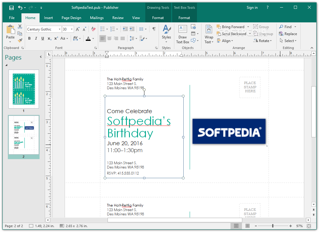 download microsoft publisher 2016 16 0 6741 2048