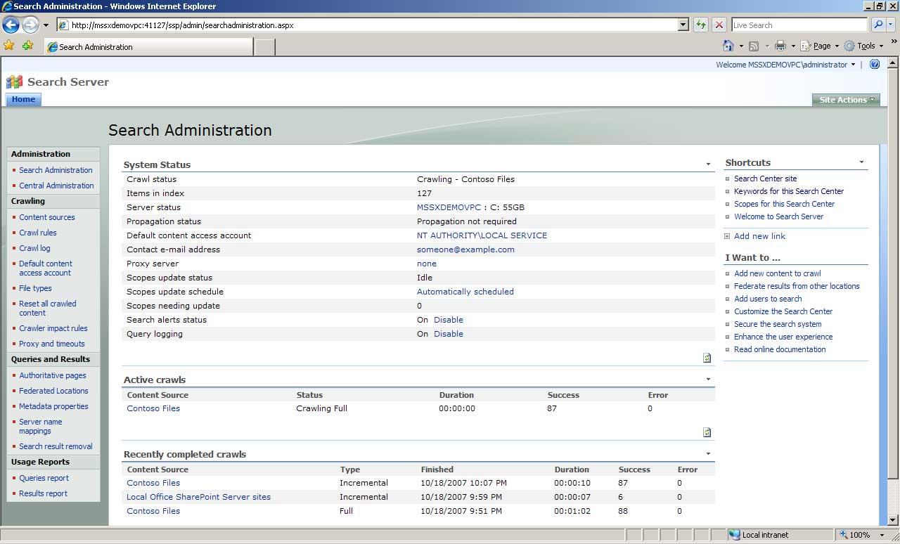Download Microsoft Search Server Express 2010 SP2